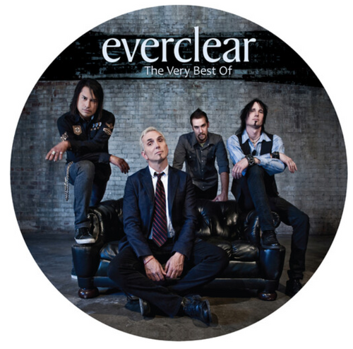 Everclear ‎– The Very Best Of Everclear.   ( Vinyl, LP, Compilation)
