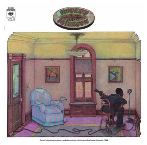 Robert Johnson – King Of The Delta Blues Singers Vol. II.   ( Vinyl, LP, Compilation, Remastered, 180 gram)