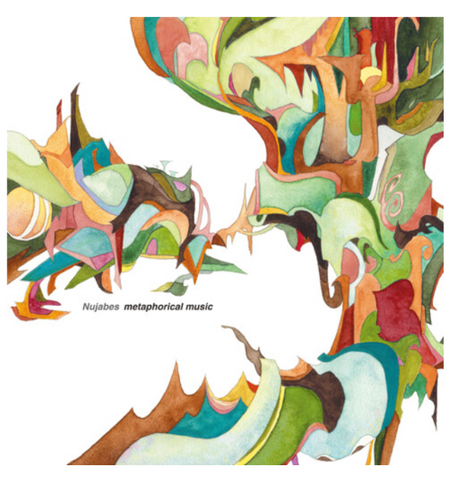 Nujabes ‎– Metaphorical Music.   (2 × Vinyl, LP, Album, Limited Edition)