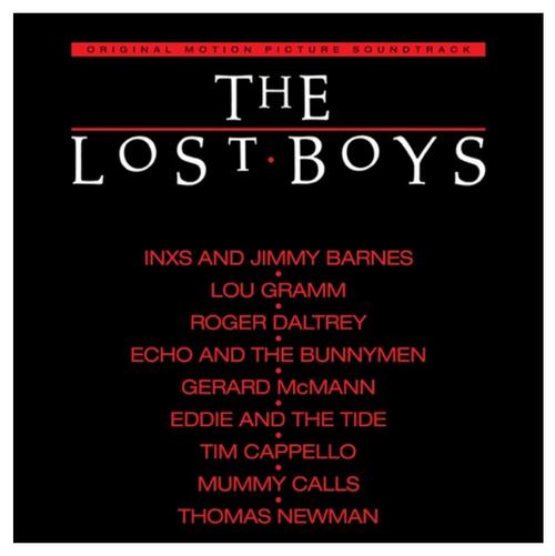 The Lost Boys - Original Motion Picture Soundtrack.   ( Vinyl, LP, Album, Compilation, Limited Edition, Reissue, Red)
