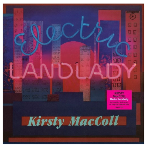 Kirsty MacColl ‎– Electric Landlady.   ( Vinyl, LP, Album)