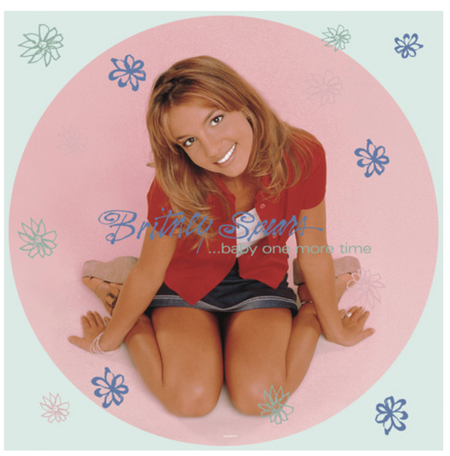 Britney Spears ‎– ...Baby One More Time.   (Vinyl, LP, Album, Limited Edition, Picture Disc)