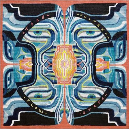 Tash Sultana - Flow State (2 × Vinyl,  LP, Album, Limited Edition, Mint + Pink Swirl)