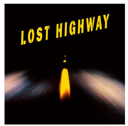 Lost Highway (Original Motion Picture Soundtrack).   (2 × Vinyl, LP, Gatefold)