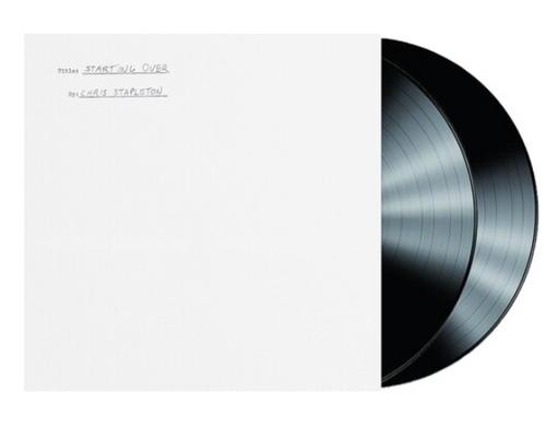 Chris Stapleton – Starting Over.   ( 2 × Vinyl, LP, Album, 180 gram)