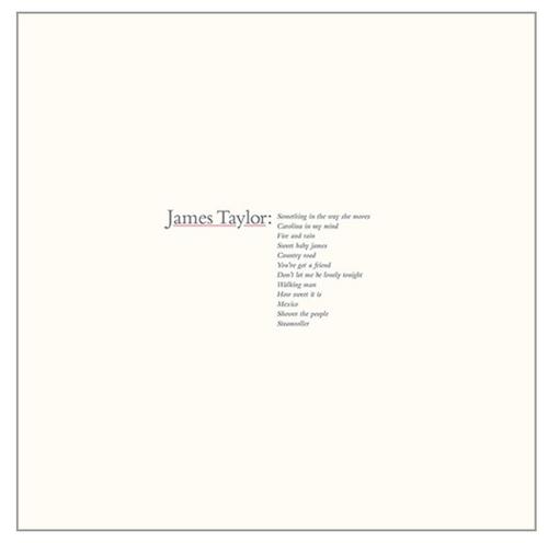 James Taylor  – James Taylor's Greatest Hits.   (Vinyl, LP, Compilation,  180 Gram)