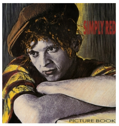 Simply Red ‎– Picture Book.   ( Vinyl, LP, Album)