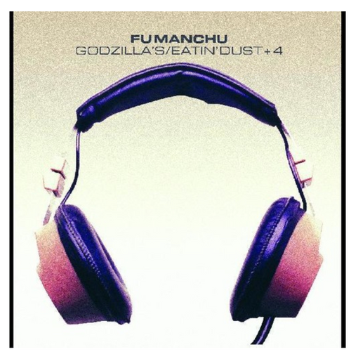 "Fu Manchu – Godzilla's / Eatin' Dust +4.   (3x Vinyl, 10"", 33 ⅓ RPM, Colour in Colour)"
