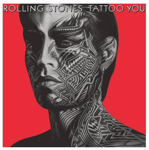 The Rolling Stones ‎– Tattoo You.   ( Vinyl, LP, Album)