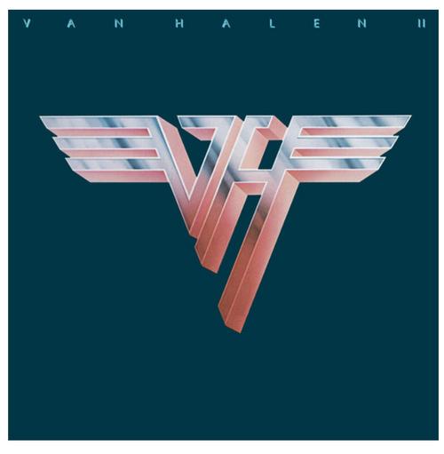 Van Halen – Van Halen II    (Vinyl, LP, Album, Reissue, 180 Gram)