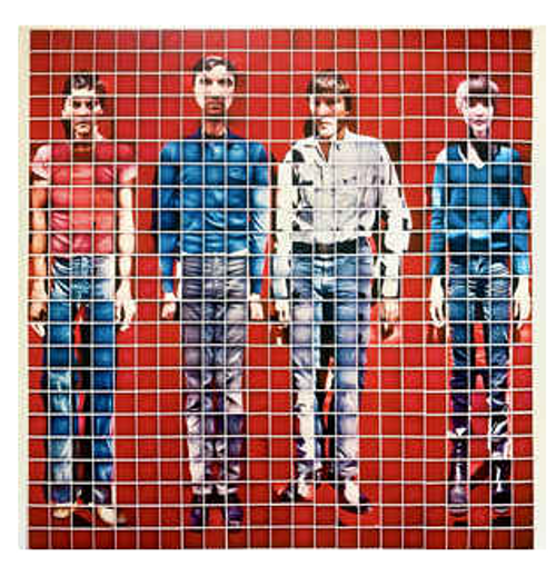 Talking Heads – More Songs About Buildings And Food    (Vinyl, LP, Album, Limited Edition, Red Translucent)
