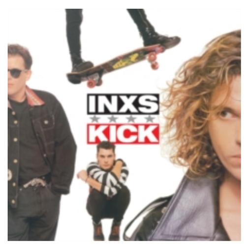 INXS – Kick    (Vinyl, LP, Album, Limited Edition, Reissue, Green)