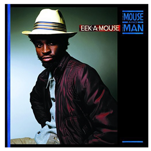 Eek-A-Mouse – The Mouse And The Man    ( Vinyl, LP, Album)