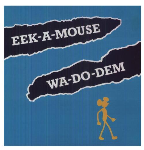 Eek-A-Mouse – Wa-Do-Dem ( Vinyl, LP, Album)