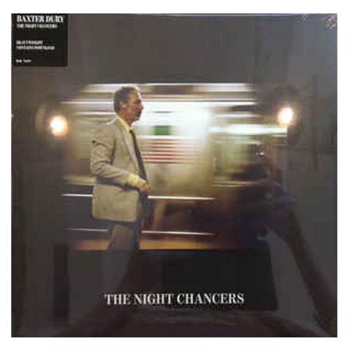 Baxter Dury – The Night Chancers    (Vinyl, LP, Album)