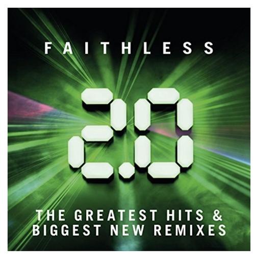 Faithless – 2.0    (2 × Vinyl, LP, Compilation)
