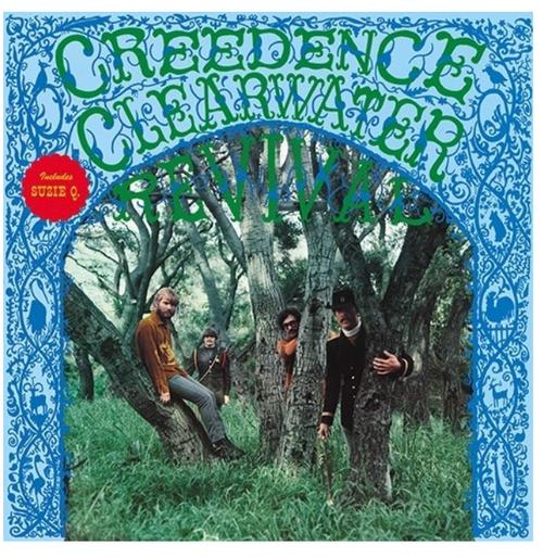 Creedence Clearwater Revival – Creedence Clearwater Revival    (Vinyl, LP, Album, 180 Gram)