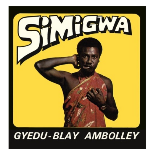 Gyedu-Blay Ambolley – Simigwa     (Vinyl, LP, Album)