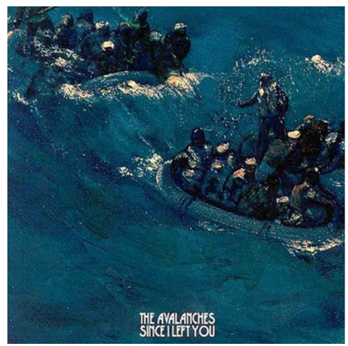 The Avalanches – Since I Left You    (2 × Vinyl, LP, Reissue, Gatefold)