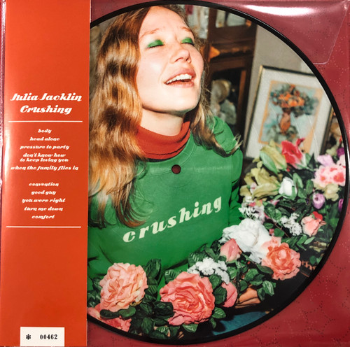 Julia Jacklin – Crushing. (Vinyl, LP, Album, Limited Edition, Picture Disc)