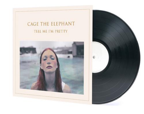 Cage The Elephant – Tell Me I'm Pretty.     (Vinyl, LP, Album)