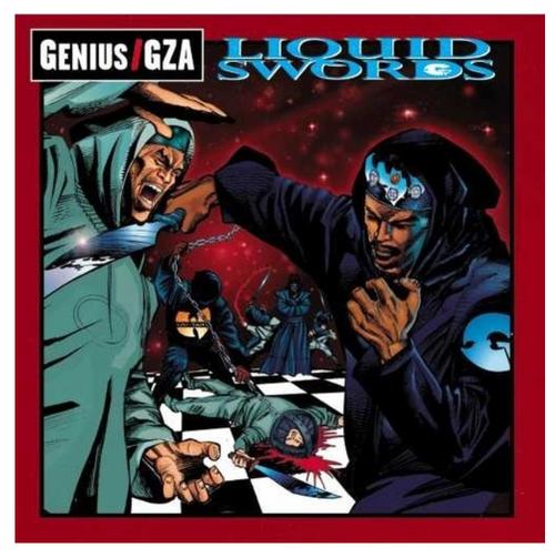 GZA – Liquid Swords.   ( 2 × Vinyl, LP, Album)