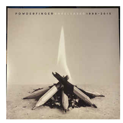 Powderfinger ‎– Unreleased 1998 – 2010.   (Vinyl, LP, Album, Stereo, White)