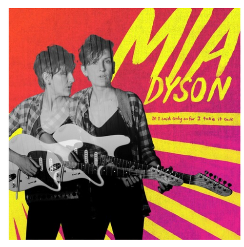 Mia Dyson – If I Said Only So Far I Take It Back.   ( Vinyl, LP, Album)