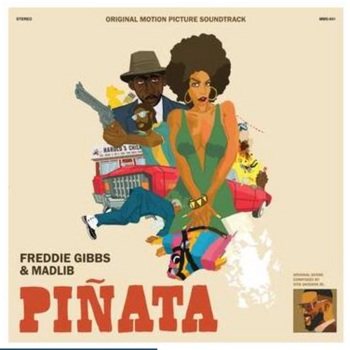 Freddie Gibbs & Madlib – Piñata '74.    ( Vinyl, LP, Album, Limited Edition)