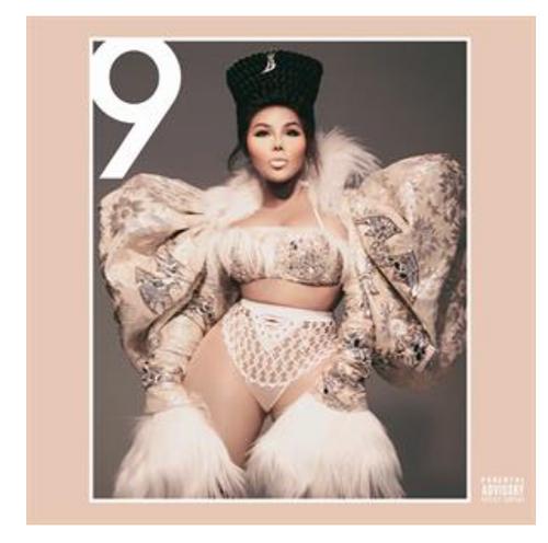 Lil' Kim – 9.   (Vinyl, LP, Album, Limited Edition, Sky Blue)