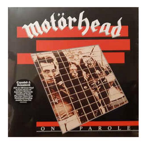 Motörhead – On Parole.   ( 2 × Vinyl, LP, Album)