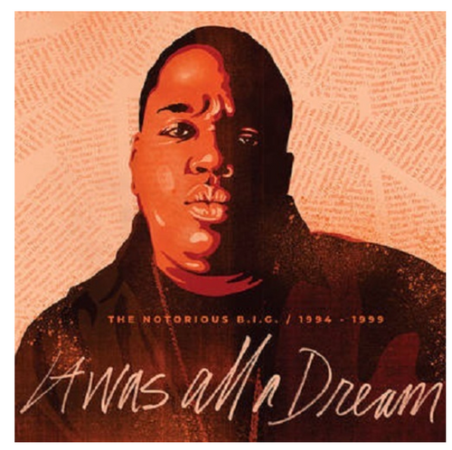Notorious B.I.G. – It Was All A Dream: The Notorious B.I.G. 1994-1999.   (9x LP, Album, Box Set, Limited Edition, Numbered, Clear)