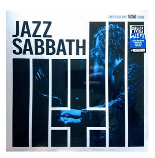 Jazz Sabbath – Jazz Sabbath.   ( Vinyl, LP, Album, Limited Edition, Numbered, Mono, Translucent Blue)