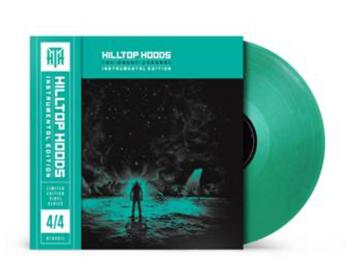 Hilltop Hoods – The Great Expanse - Instrumental Edition.   (2x Vinyl, LP, Album, Green)