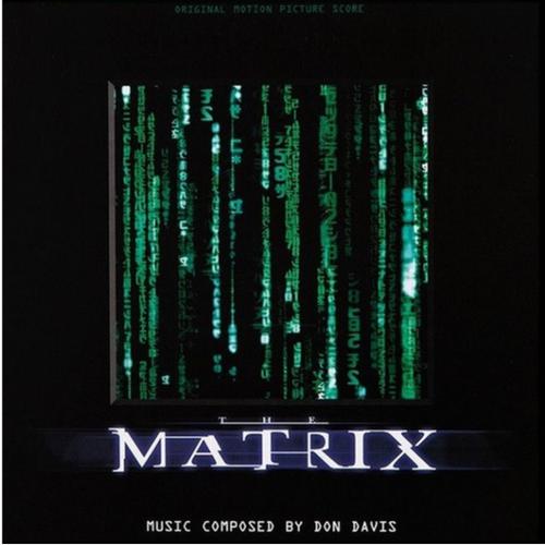 Don Davis - The Matrix (Original Motion Picture Score) ( Vinyl, LP, Album, Limited Edition, Reissue, Remastered, Red / Blue, 180g)