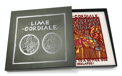 Lime Cordiale - Relapse Box Set : New Recordings Only Edition     (Vinyl Box Set)