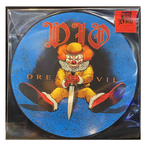 "Dio  – Dream Evil.   (Vinyl, 12"", 45 RPM, Picture Disc)"