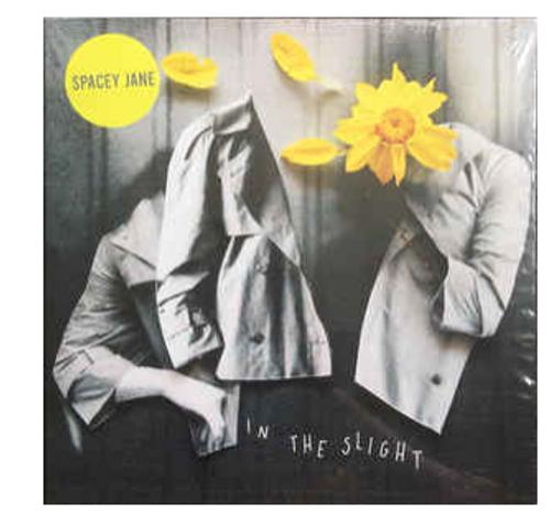 "Spacey Jane ,– In The Slight.,    (Vinyl, 10"", 45 RPM, EP, Grey/Yellow Splatter)"