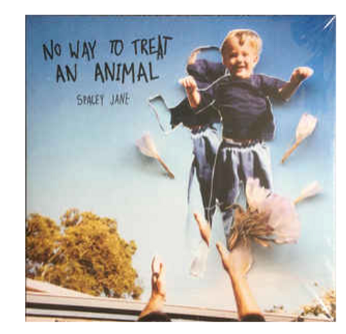 """Spacey Jane – No Way To Treat An Animal.   (Vinyl, 10"""", 45 RPM, EP, Limited Edition, Solid Baby Blue)"""