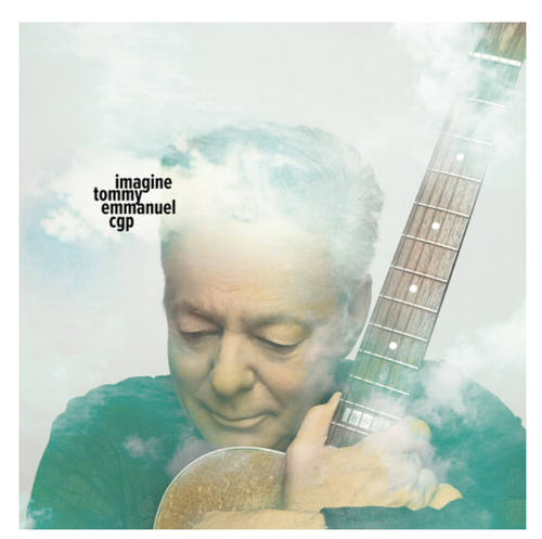 "Tommy Emmanuel ‎– Imagine.   (Vinyl, 7"", 45 RPM, Numbered)"
