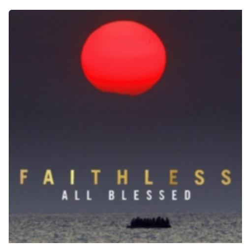 Faithless – All Blessed.   (Vinyl, LP, Album)