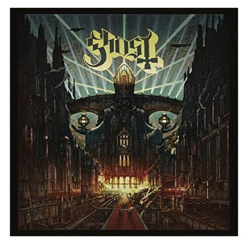 Ghost  ‎–  Meliora.   (Vinyl, LP, Album)