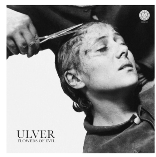 Ulver ‎– Flowers Of Evil.   (Vinyl, LP, Album, Limited Edition, Ocean Blue)