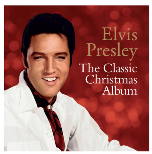 Elvis Presley ‎– The Classic Christmas Album.   ( Vinyl, LP, Compilation)