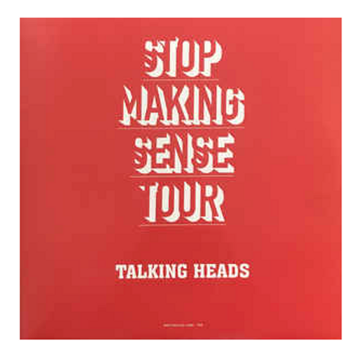 Talking Heads ‎– Stop Making Sense Tour.   (2 × Vinyl, LP, Album)