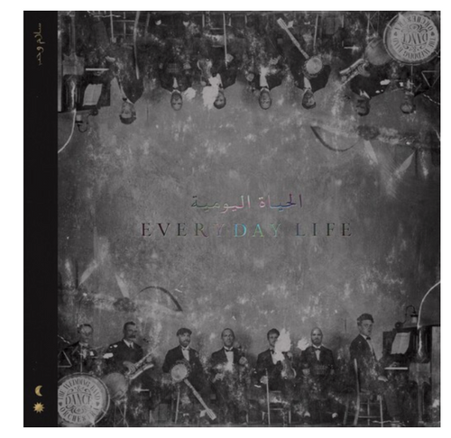 Coldplay – Everyday Life.   (2 × Vinyl, LP, Album, 180g)