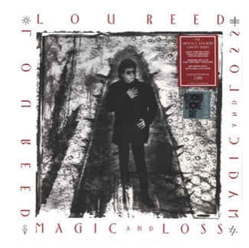 Lou Reed – Magic And Loss.   (Vinyl, LP, Album)