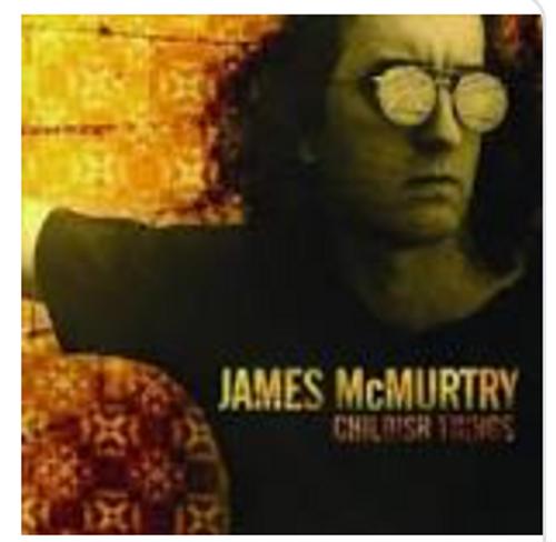 James McMurtry – Childish Things.   (Vinyl, LP, Limited Edition, Transparent Blue)