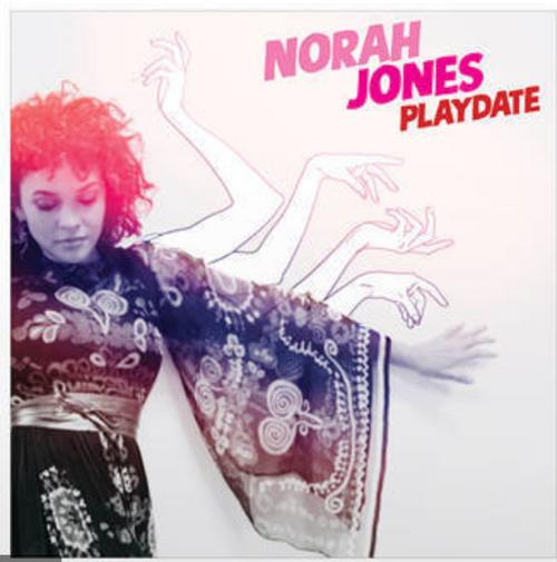 "Norah Jones – Playdate.   (Vinyl, 12"", 33 ⅓ RPM, EP)"