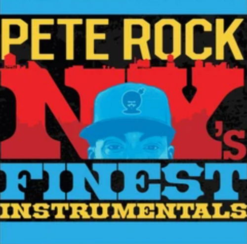 Pete Rock – NY's Finest Instrumentals.   (2 × Vinyl, LP, Album, Red)